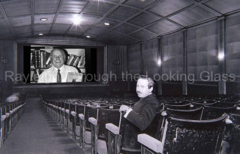 Regal Cinema Interior